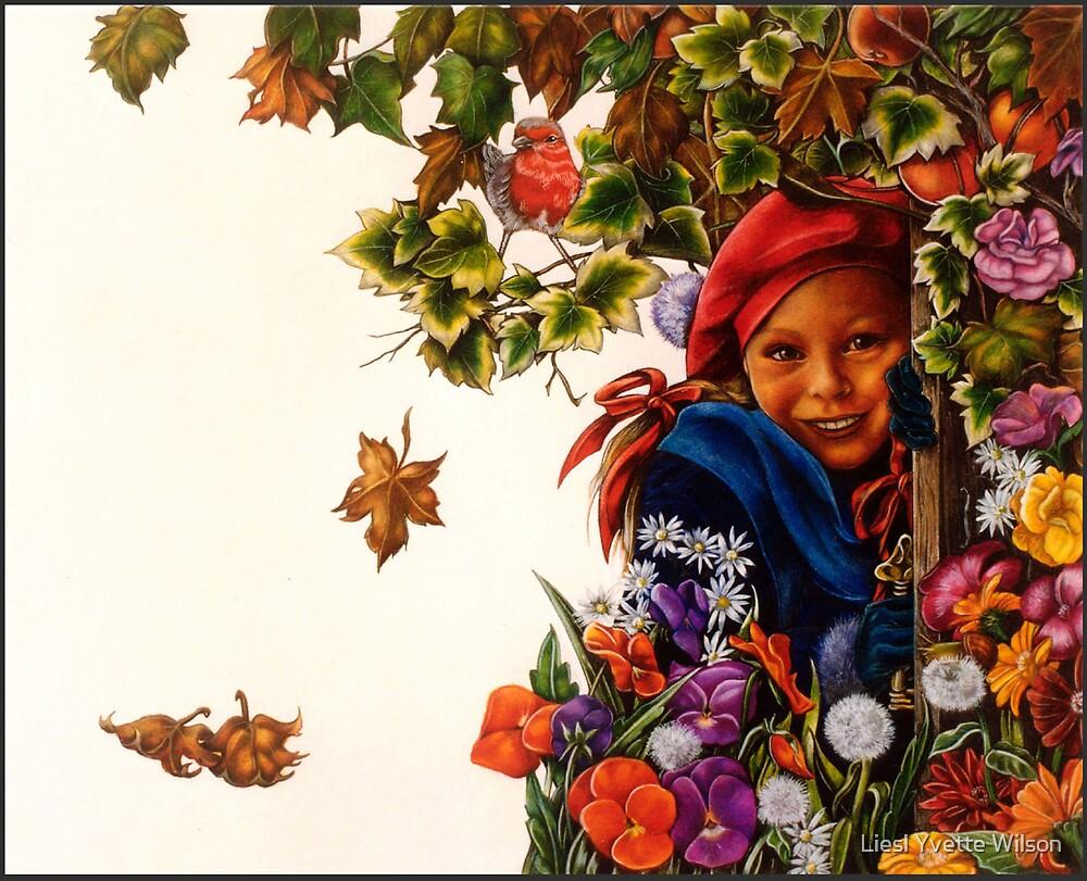 The Secret Garden by Liesl Yvette Wilson