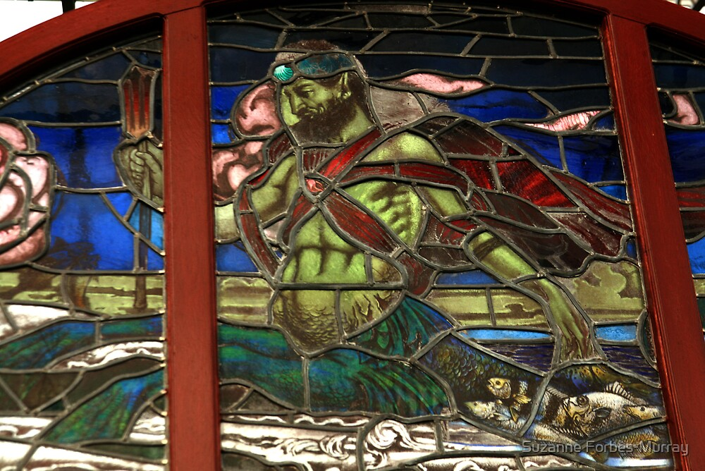 Stained Glass by Suzanne Forbes-Murray