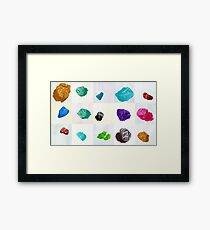 scotty's daily stone first fifteen Framed Print