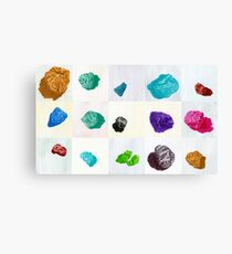 scotty's daily stone first fifteen Canvas Print