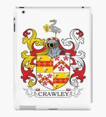Crawley Coat of Arms iPad Case/Skin
