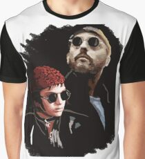 Leon and Mathilda Graphic T-Shirt