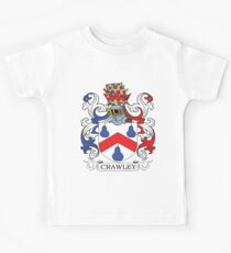 Crawley Coat of Arms Kids Tee
