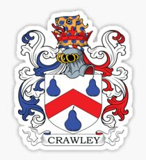 Crawley Coat of Arms Sticker