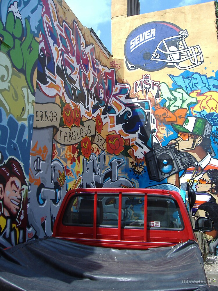 graffitti by misssassie