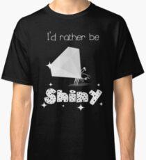 Shiny Silver Crab (dark) Classic T-Shirt