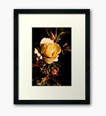 Love me Do Framed Print