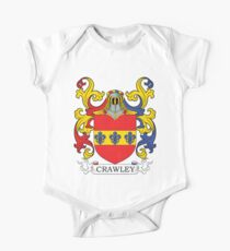 Crawley Coat of Arms One Piece - Short Sleeve