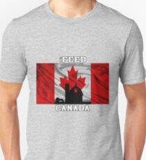 iFEED CANADA Unisex T-Shirt