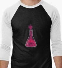 Love Formula: Cats  Men's Baseball ¾ T-Shirt