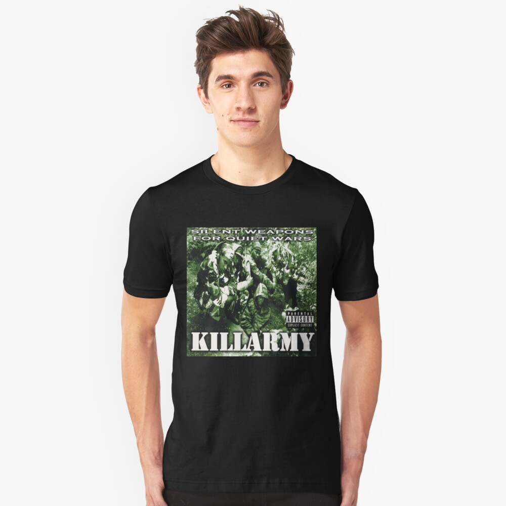 Killarmy Slim Fit T-Shirt