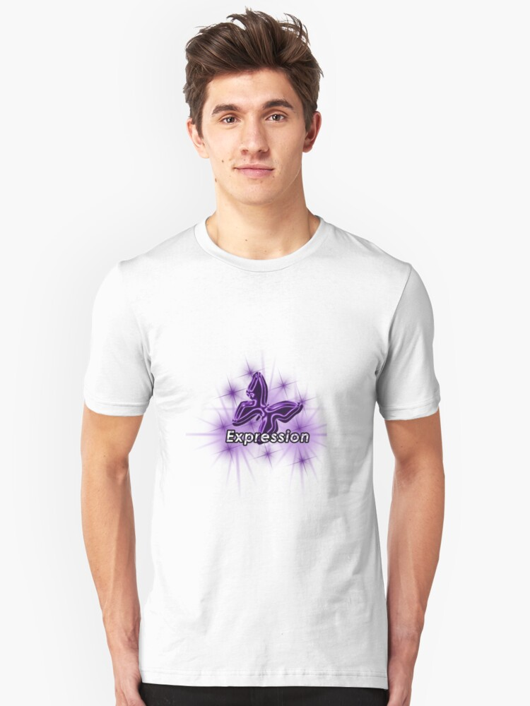 Expression Unisex T-Shirt Front