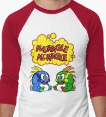 Murrgle Morrgle  Men's Baseball ¾ T-Shirt