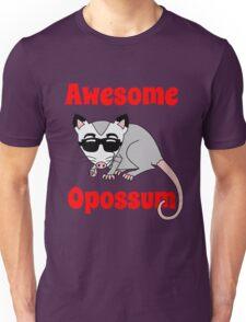 Awesome Opossum  Unisex T-Shirt