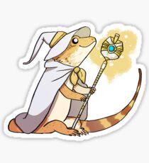 Bearded Dragon - Chromie Sticker