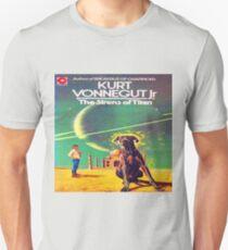 Sirens of Titan by Kurt Vonnegut - Kazak Cover T-Shirt