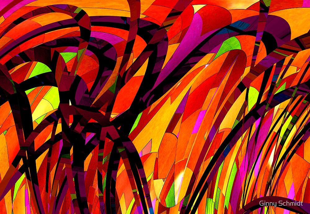 Dark Imaginings by Ginny Schmidt