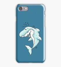 Blue Dolphin iPhone Case/Skin