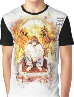L - Deathnote  Graphic T-Shirt