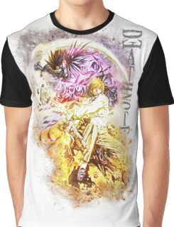 Light - Kira - Deathnote Graphic T-Shirt
