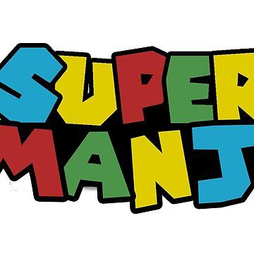 Super Manji by lovegravy