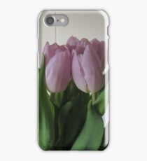 Tulips For Mothering Sunday iPhone Case/Skin