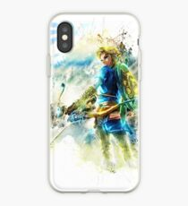 Link - Breath Of The Wild iPhone Case