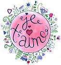 Je T'aime by kimfleming