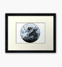 Skyrim Framed Print