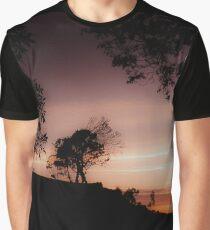 Just before Dark Graphic T-Shirt