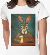 Bunny Hops Women's Fitted T-Shirt