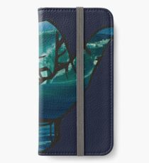 Vinilo o funda para iPhone Shaka Surf