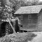 The Mill B&W by HGB21