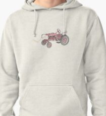 International Havester Farmall cub and loader Pullover Hoodie
