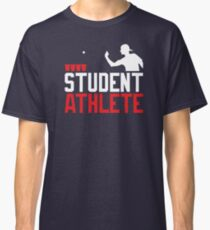Beer Pong Student Athlete Classic T-Shirt