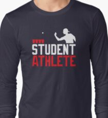 Beer Pong Student Athlete T-Shirt