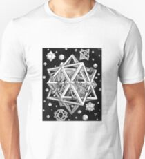 MC Escher lizard star Unisex T-Shirt