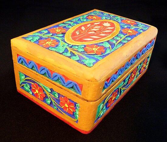 Treasure Box by John Douglas