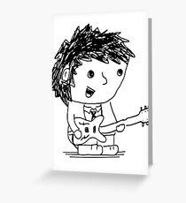 Diddy Jason Greeting Card