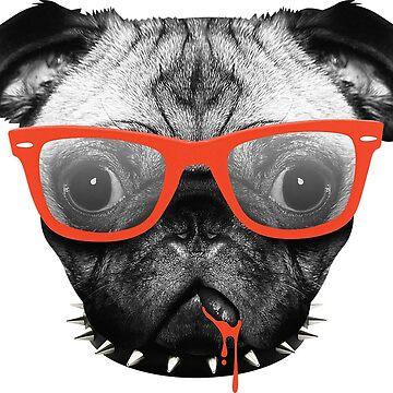 Pug Life by alt0230