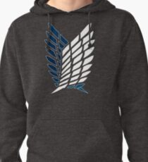 Survey Corps logo Pullover Hoodie