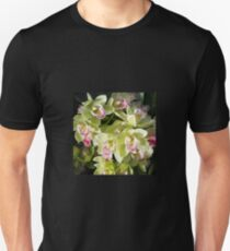 Grand yellow boat orchids Unisex T-Shirt