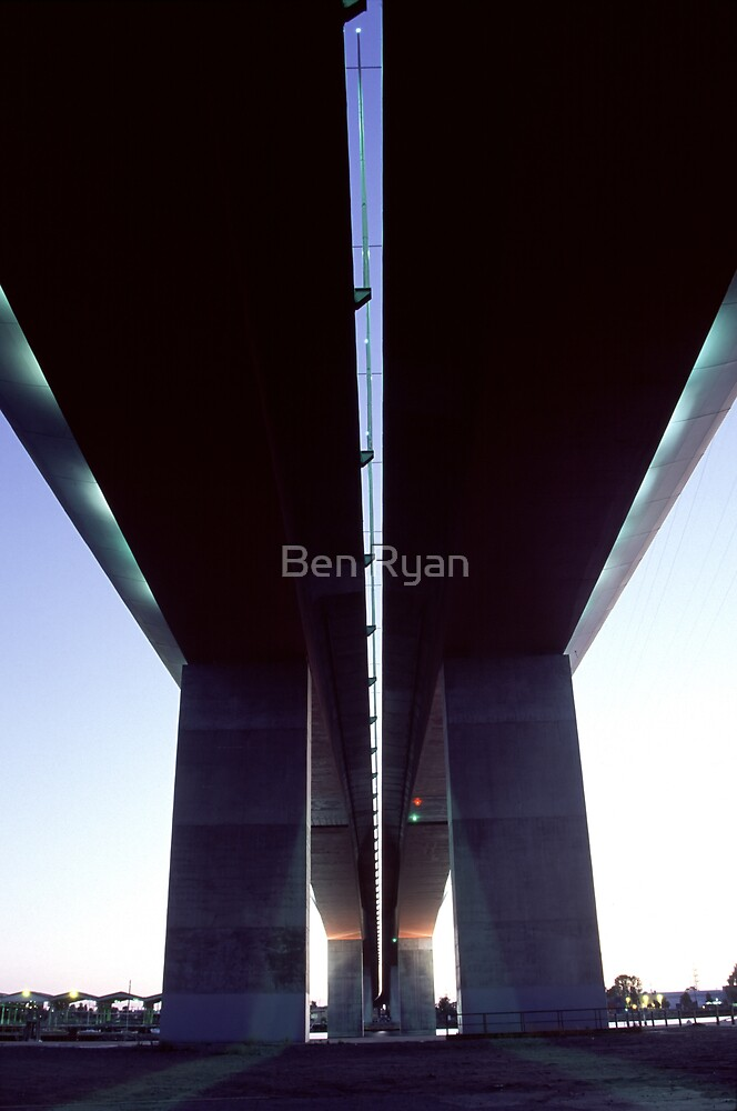 Standing tall by Ben Ryan