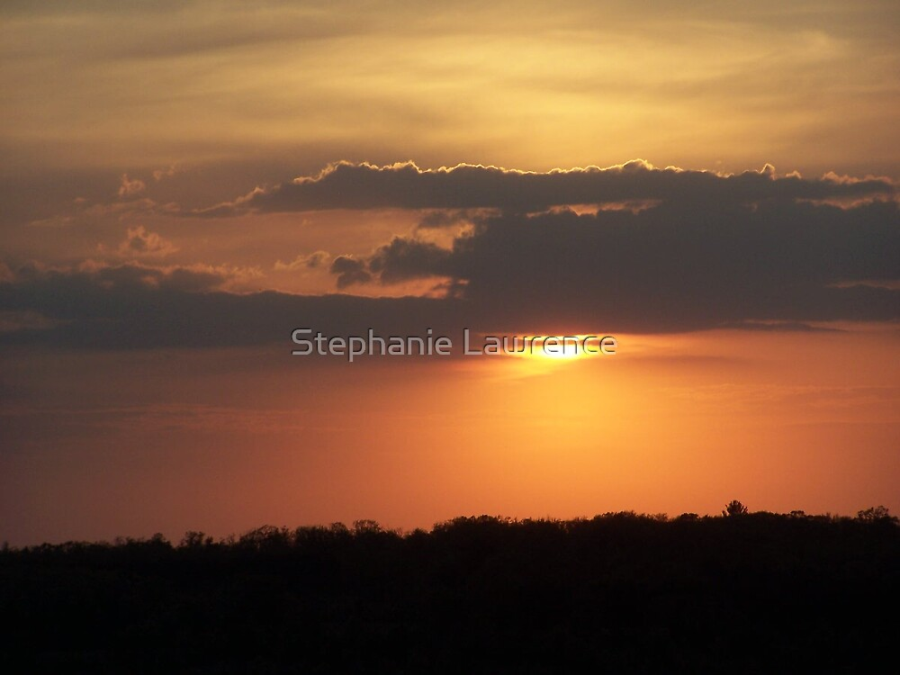 Sunset by Stephanie Lawrence