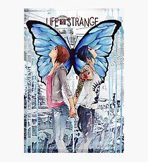 Life Is Strange - Max and Chloe Photographic Print