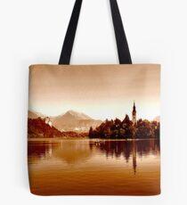 Bled Jezero Tote Bag