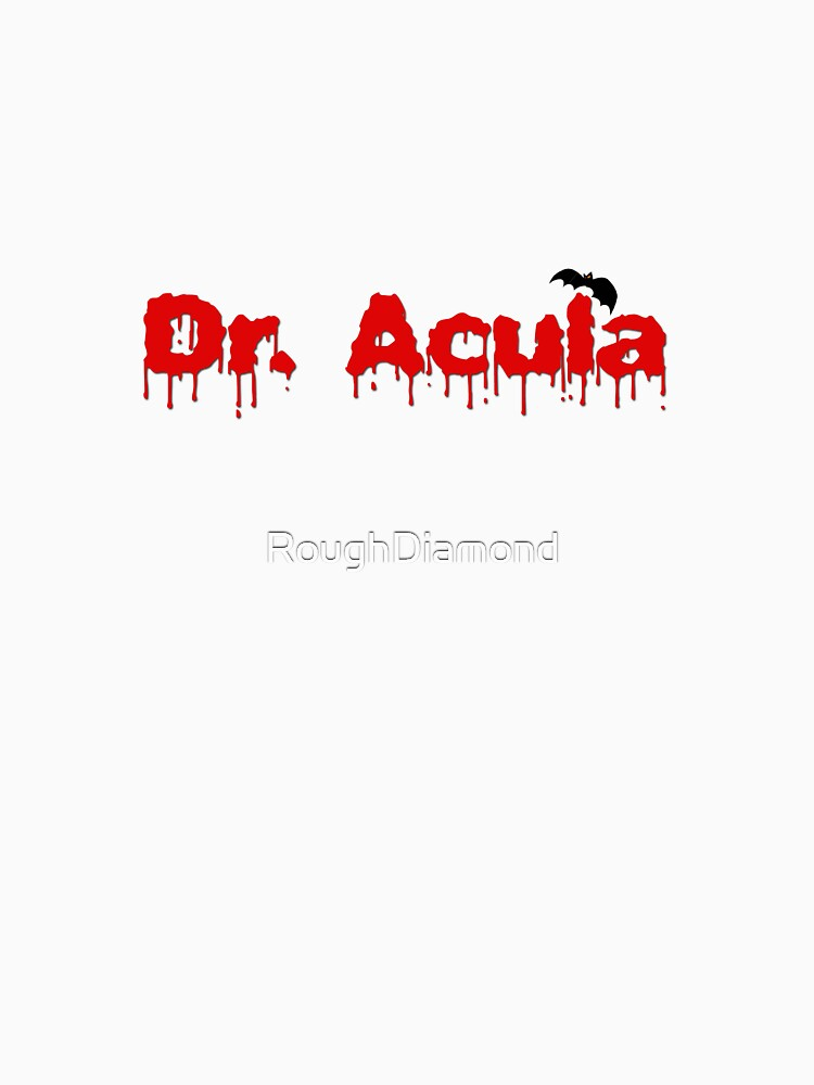 Dr. Acula by RoughDiamond