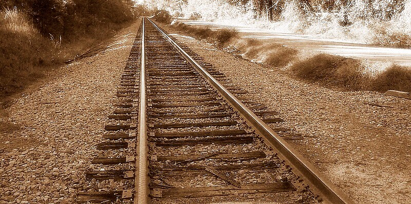 Railroad Track by garain