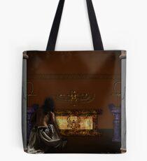 Priestess Of Isis Tote Bag