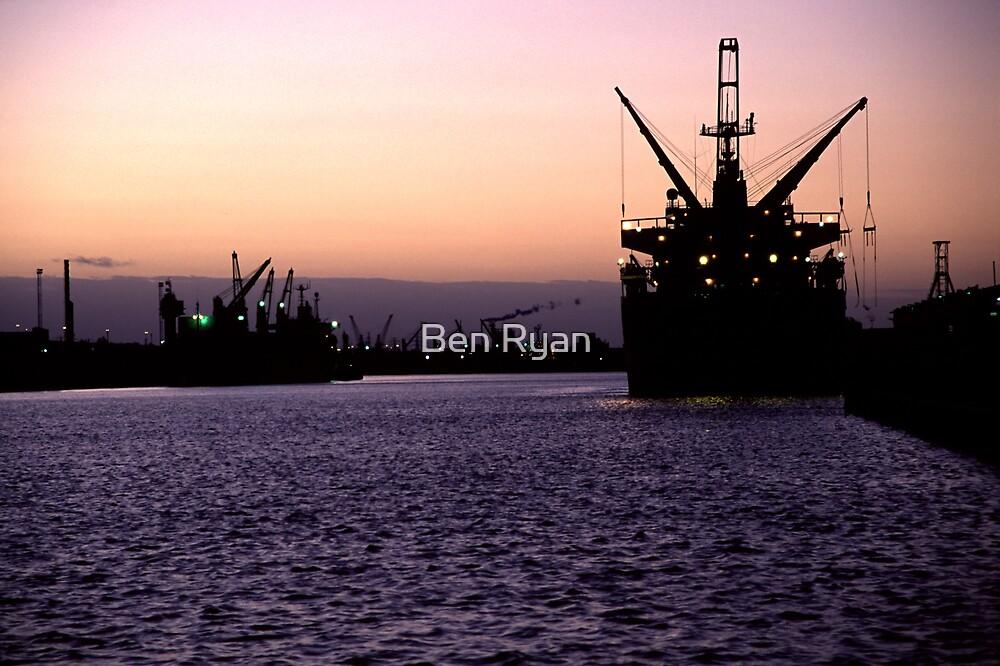 Setting sail by Ben Ryan